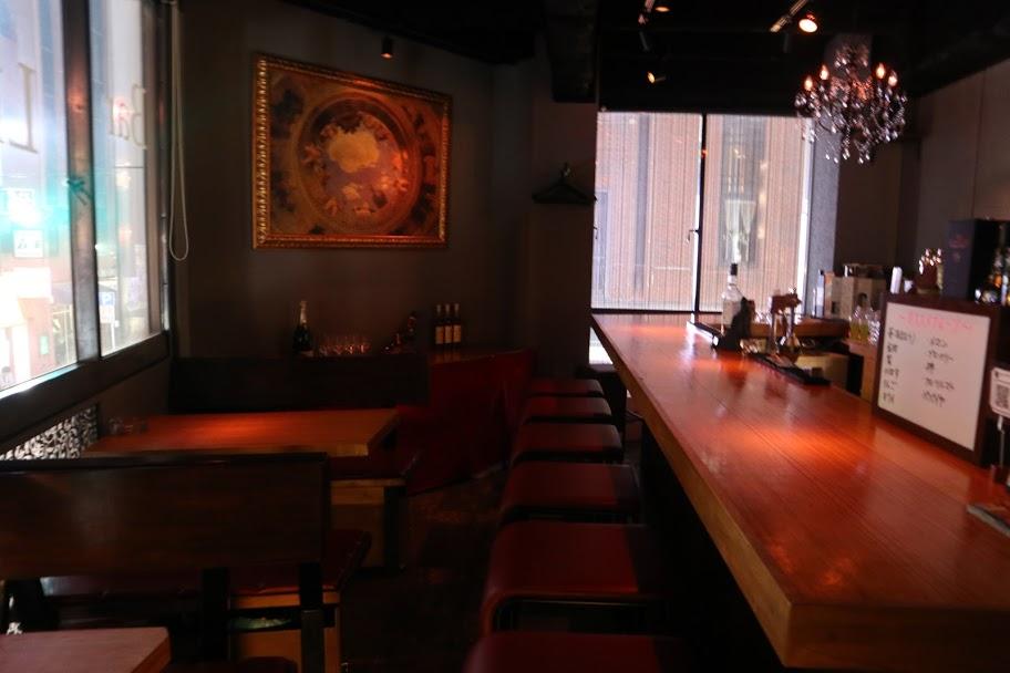 【中洲景色も楽しめるフルーツカクテル30種類以上】bar LE BAMBOU